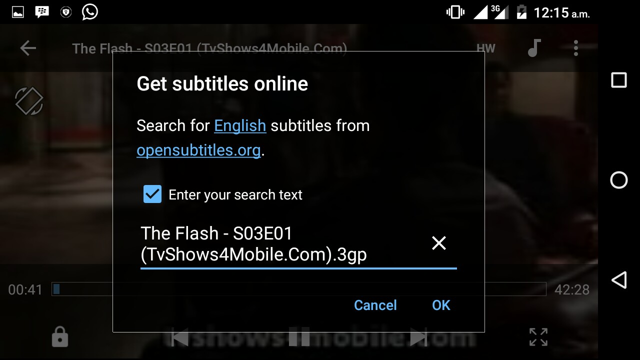 how to download and add subtitles to a movie