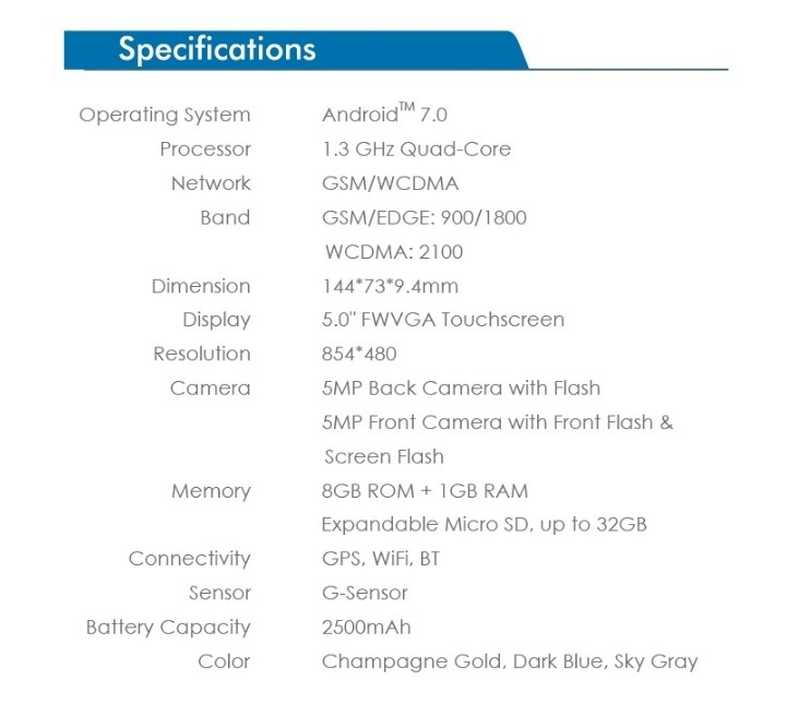 Tecno WX3 And Tecno WX3 Lite Specifications, Features And